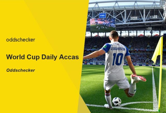 World Cup Friday Accas
