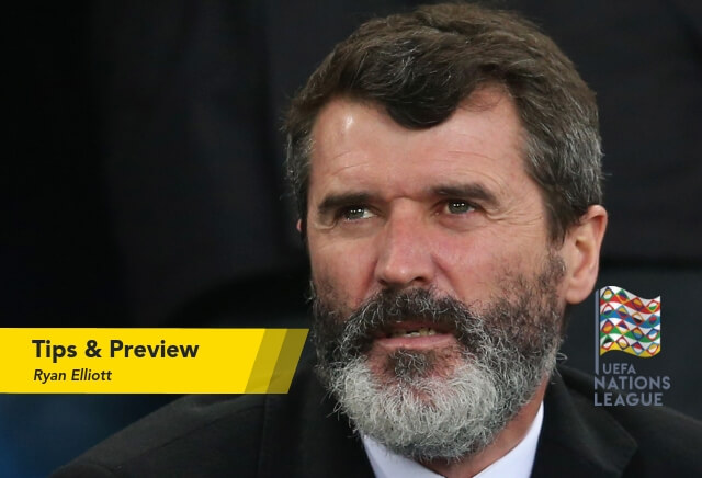 Republic of Ireland v Wales Tips & Betting Preview