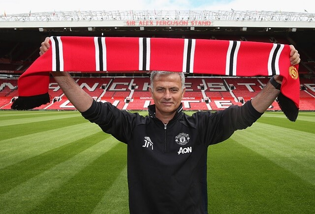 Who is on Mourinho's shopping list at United?