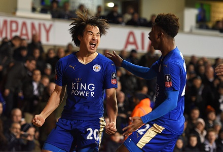 Leicester can make huge statement at the Eithad