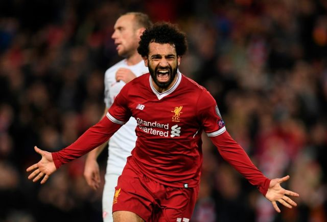 Mo Salah's prolific form sees him backed for World Cup top scorer