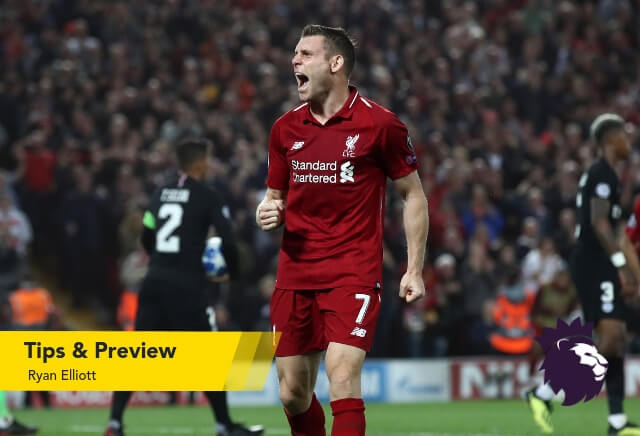 Liverpool v Man City Tips & Betting Preview