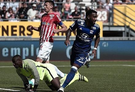 Lyon v Caen Betting Preview