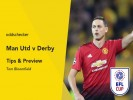 Man Utd v Derby Tips & Betting Preview