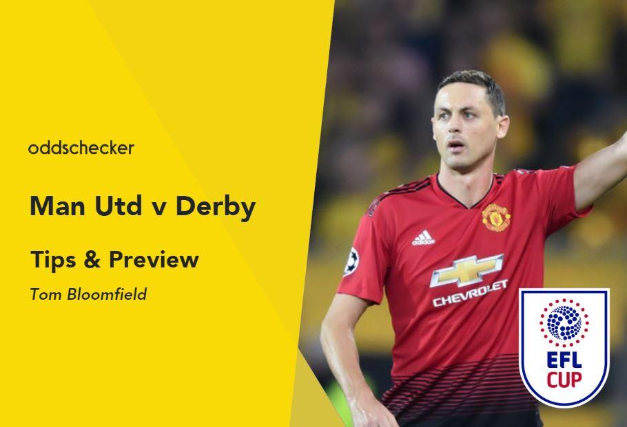 Man Utd v Derby Tips & Betting Preview