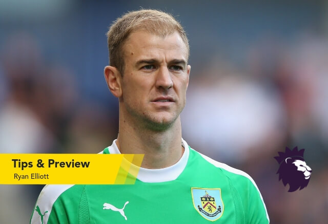 Man City v Burnley Tips & Betting Preview
