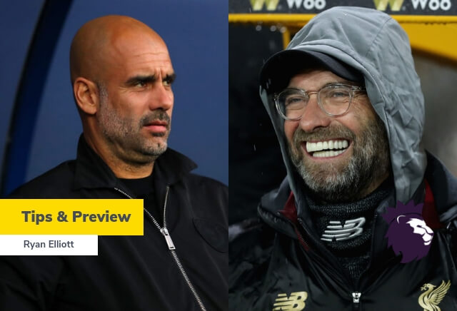 Man City v Liverpool Tips & Betting Preview