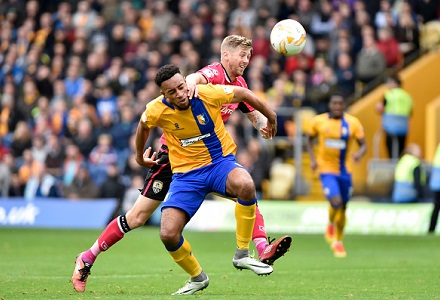 Mansfield v Wycombe Betting Preview