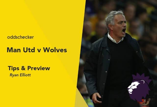 Man Utd v Wolves Tips & Betting Preview