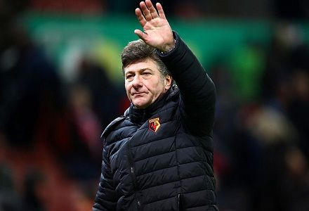 Mazzarri to Waltz out the door?