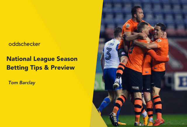 National League Season Betting Tips & Preview