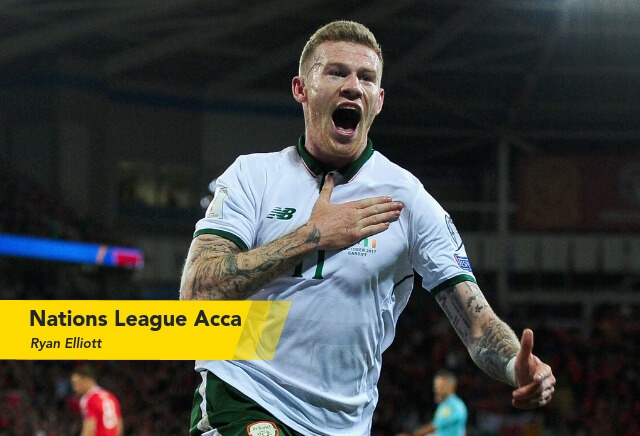 Tuesday Nations League Acca