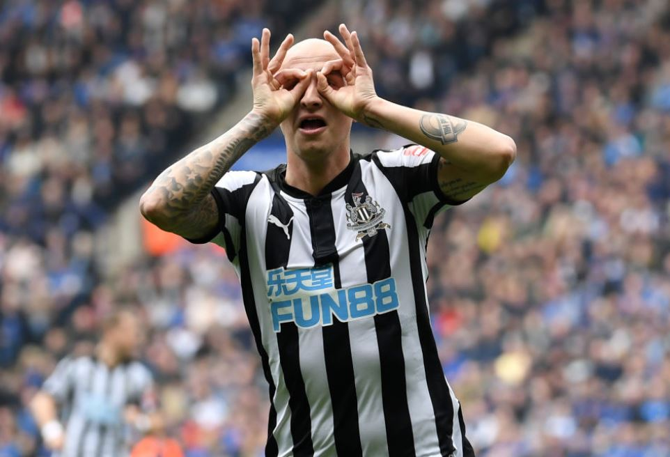 Huge bets placed on Jonjo Shelvey making World Cup squad