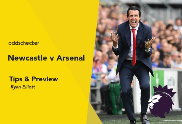 Newcastle v Arsenal Tips & Betting Preview