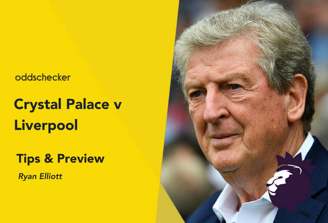 Crystal Palace v Liverpool Betting Tips & Preview