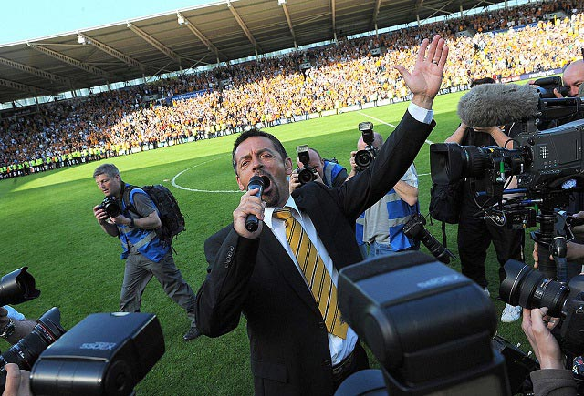 Will Phil Brown make a return to Hull City?
