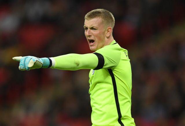 Odds slashed on Jordan Pickford starting for England after Jack Butland howler