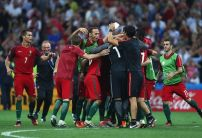 Will Portugal win a game in France?