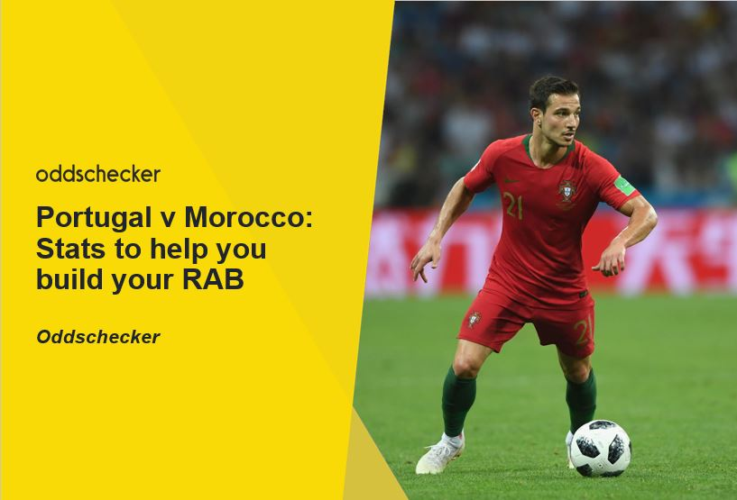 Portugal v Morocco: Stats to help you build your RAB