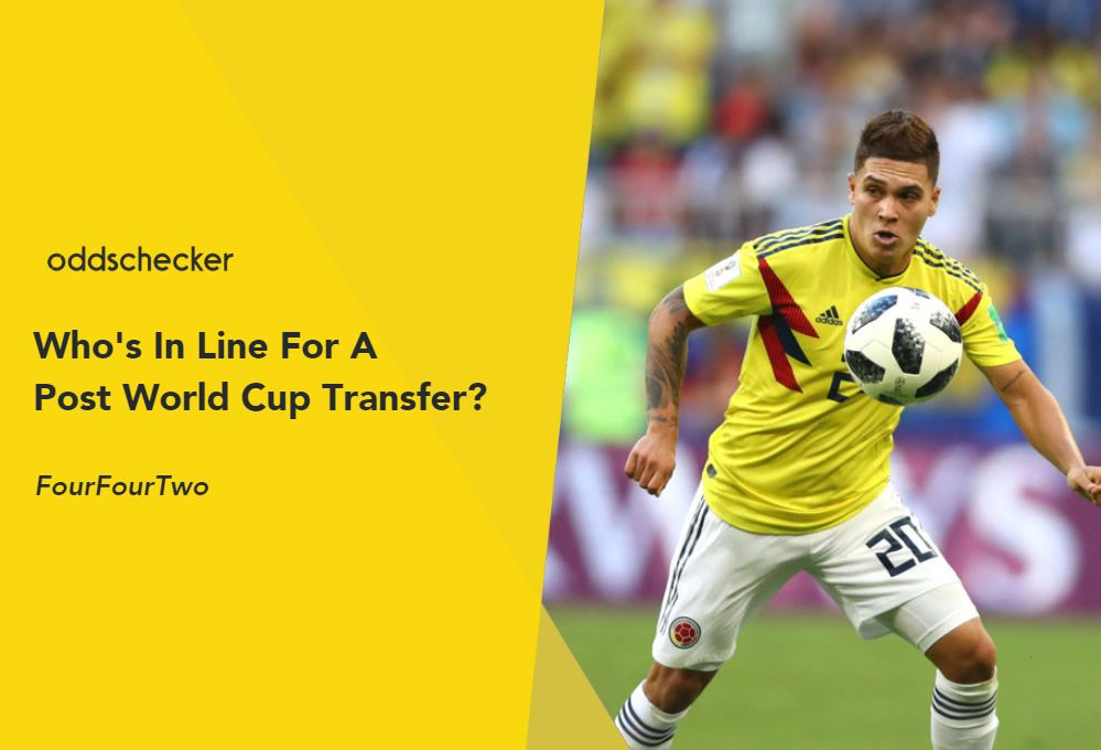 Who's in line for a post World Cup transfer?