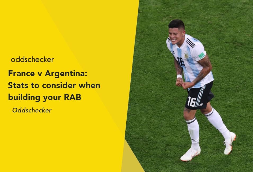 France v Argentina: Stats to consider when building your RAB