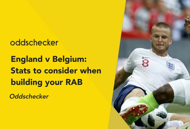 England v Belgium: Stats to consider when building your bets