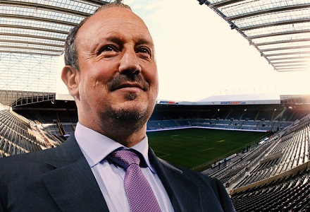 Bookies react to Rafa Benitez staying at Newcastle