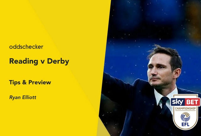 Reading v Derby Betting Tips & Preview