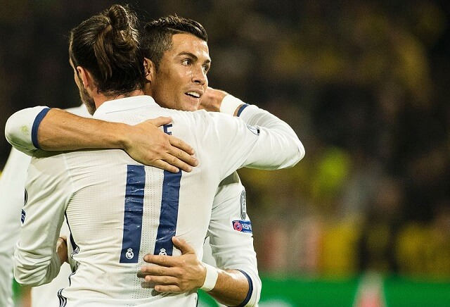 Cash in on Real Madrid beating Legia Warsaw tonight