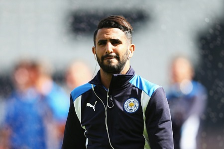 Mahrez only interested in leaving Leicester for Europe's top clubs
