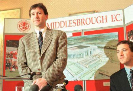 Bryan Robson odds dramatically cut to take over at Middlesbrough
