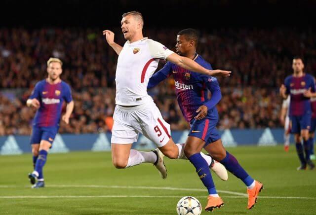 Roma v Barcelona Betting Tips & Preview