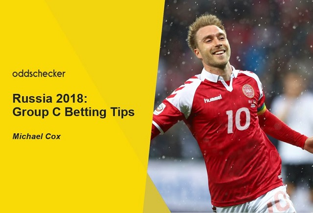 Russia 2018: Group C Betting Tips