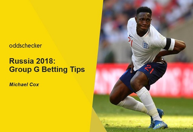 Russia 2018: Group G Betting Tips