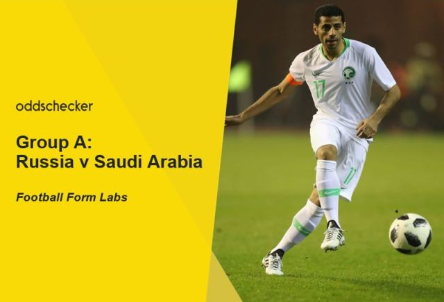 Russia v Saudi Arabia Betting Tips & Preview