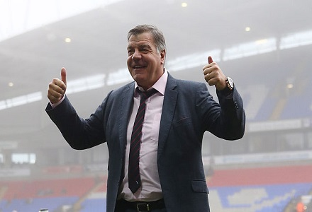 Sam Allardyce backed to be next England manager