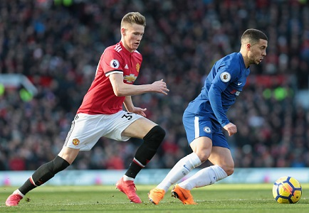Scott McTominay backed for an England call-up