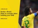 Serbia v Brazil Betting Tips & Preview