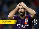 Shakhtar Donetsk v Man City Tips & Betting Preview