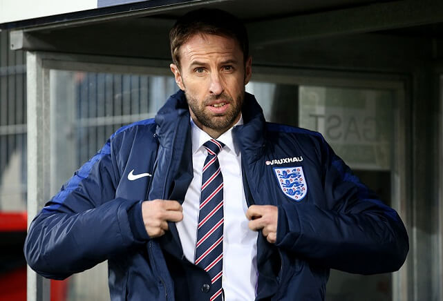 Gareth Southgate Cut From 25/1 to 5/4 To Be England Boss