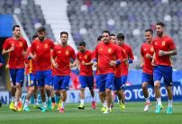 Spain made favourites for Euro 2016 as draw opens up