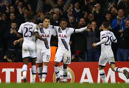 Spurs the value in what could be a cautious first leg