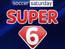 Soccer Saturday Super 6 Tips