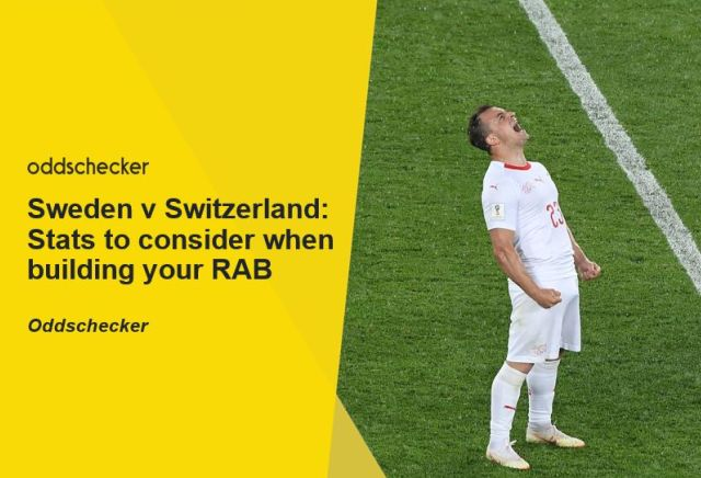 Sweden v Switzerland: Stats to consider when building your RAB