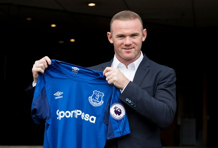 Can Wayne Rooney prove a hit at Everton second time round?