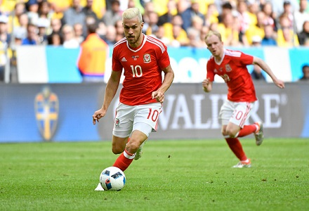 Robbie Fowler: Ramsey has starred in Welsh fairy tale