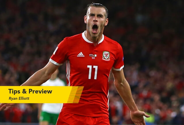 Wales v Spain Tips & Betting Preview