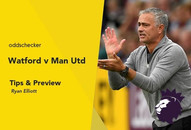 Watford v Man Utd Tips & Betting Preview