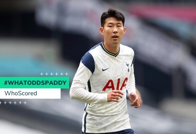 WhoScored's Tottenham vs Man City WhatOddsPaddy Bet