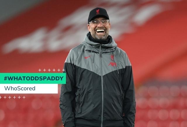 Liverpool vs Atalanta Tips: WhoScored's 50/1 WhatOddsPaddy Bet